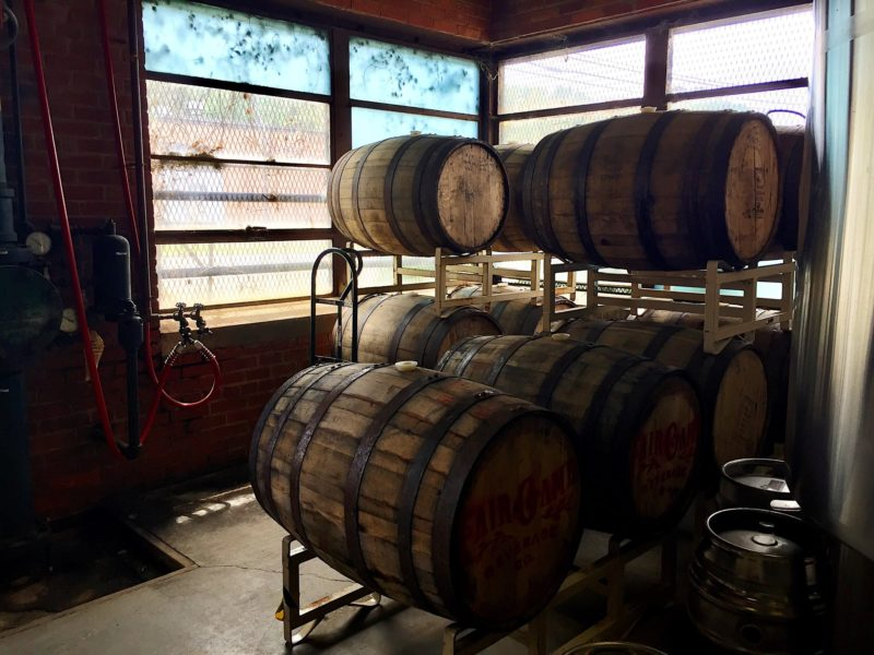 GRAIN TO GLASS SERIES: BARREL AGING & SOURS