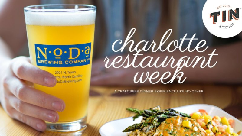 Charlotte Restaurant Week Reservations