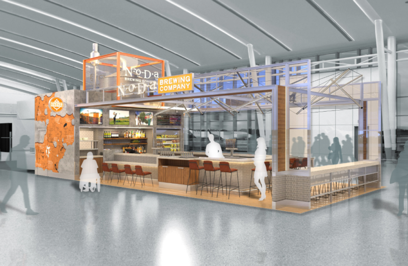 NoDa Brewing Coming to Charlotte Douglas Airport