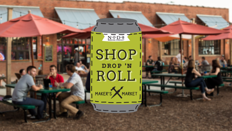 Shop Drop 'N Roll: Maker's Market