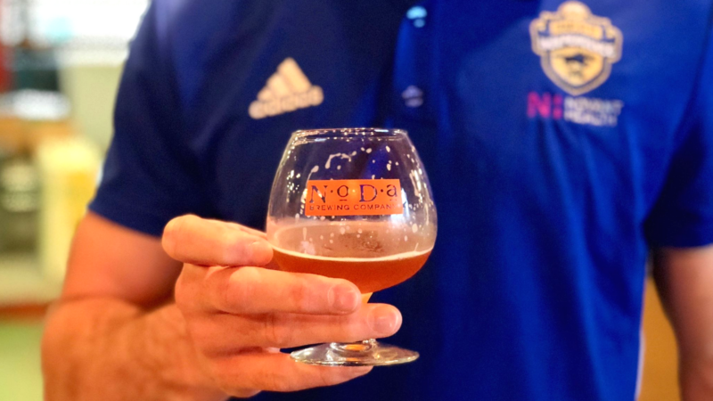 Charlotte Independence Signature Beer