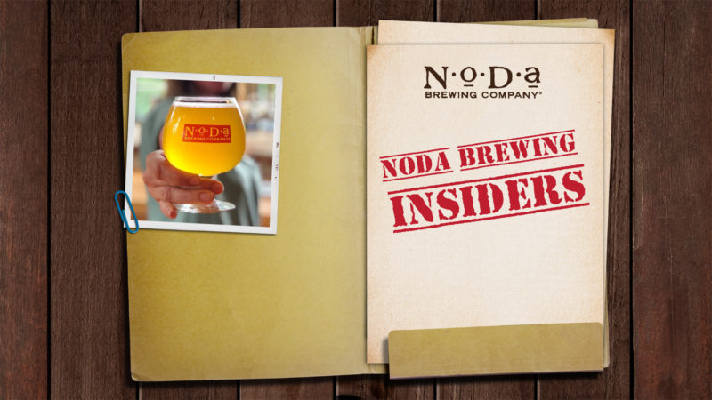 NoDa Brewing Insiders