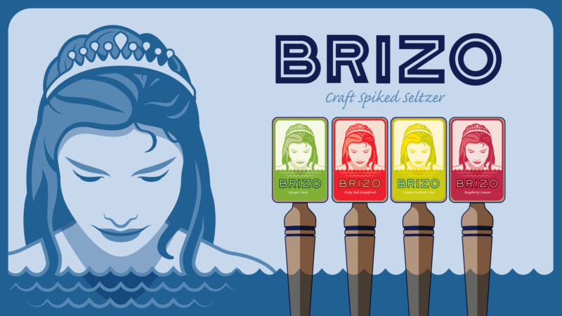 Introducing Brizo Craft Spiked Seltzer