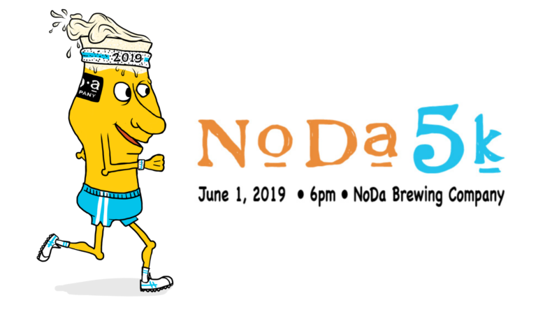 7th Annual NoDa 5K – 6/1/19